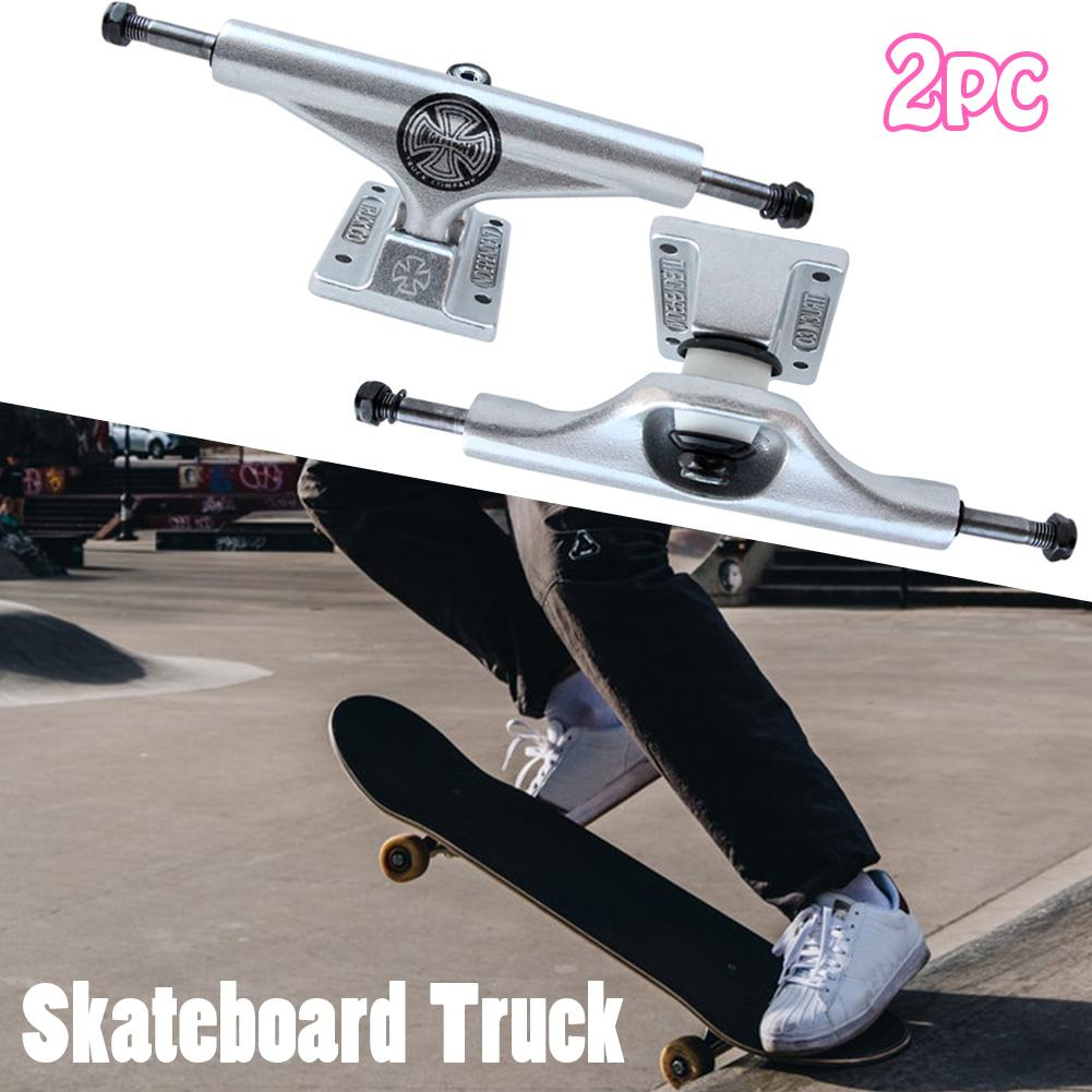 Hot Sale 2pcs 5.5inch Adult Skateboard INDEPENDENT Skateboard Truck 139 High Quality Aluminum Magnesium Alloy Truck TruckHot Sale 2pcs 5.5inch Adult Skateboard INDEPENDENT Skateboard Truck 139 High Quality Aluminum Magnesium Alloy Truck Truck