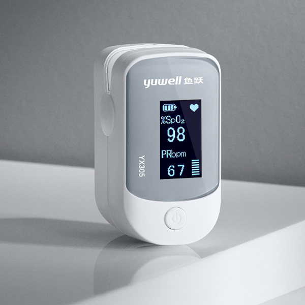 Xiaomi Yuwell YX305 Oximeter Digital Fingertip Pulse Care with OLED Screen High speed Sensor Auto Power Off for Family