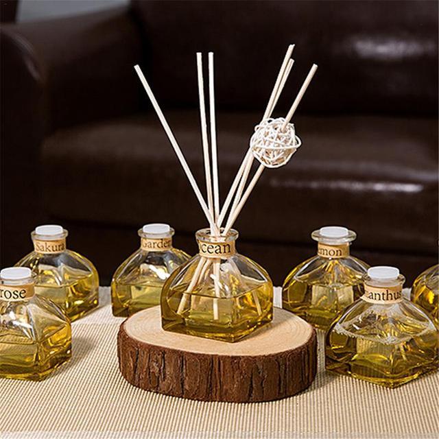 Dried Flower Oil Aromatherapy Sticks