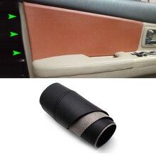 For Kia Spectra Cerato 2005 2006 - 2010 2011 2012 4pcs Microfiber Leather Interior Door Panel / Door Armrest Cover Trim