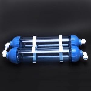 Image 4 - 2ชิ้นT33ตลับหมึกDiy T33 Shellขวดกรอง4Pcsอุปกรณ์เครื่องกรองน้ำReverse Osmosisระบบ