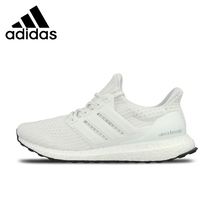 цена на Adidas Ultra Boost 4.0 Original Men's Running Shoes Mesh Breathable Stability High Quality Outdoor Sports Sneakers #BB6168
