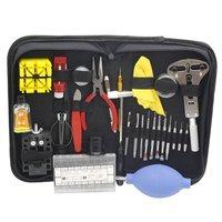 Repair Table Tools Watch Tools set Clock Repair Tool Kit Opener Link Pin Remover Set Spring Bar Watchmaker Tools Parts