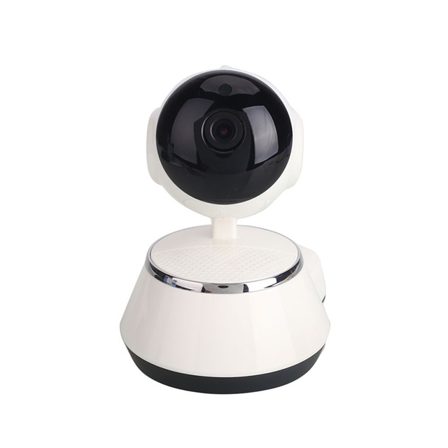 CWH 720P Wireless IP Camera 1.0MP WiFi P2P Camera Pan Tilt Rotation Support Max 64G Micro SD Card Support Smart Phone APP View