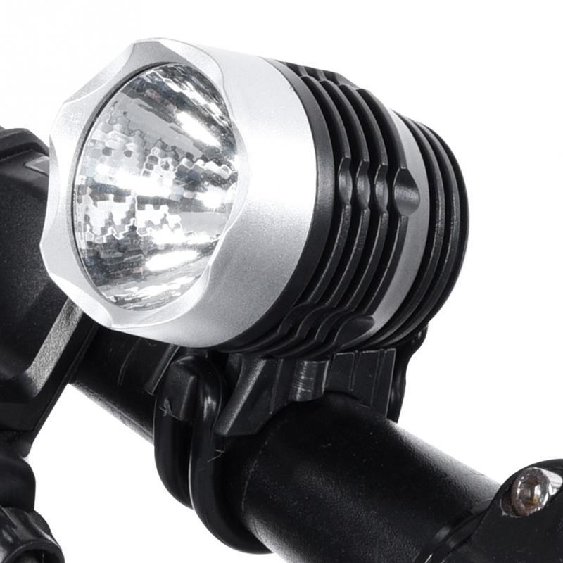 Outdoor Head Strap Mount LED Headlamp Bike Bicycle Light Troch Lamp Flashlight