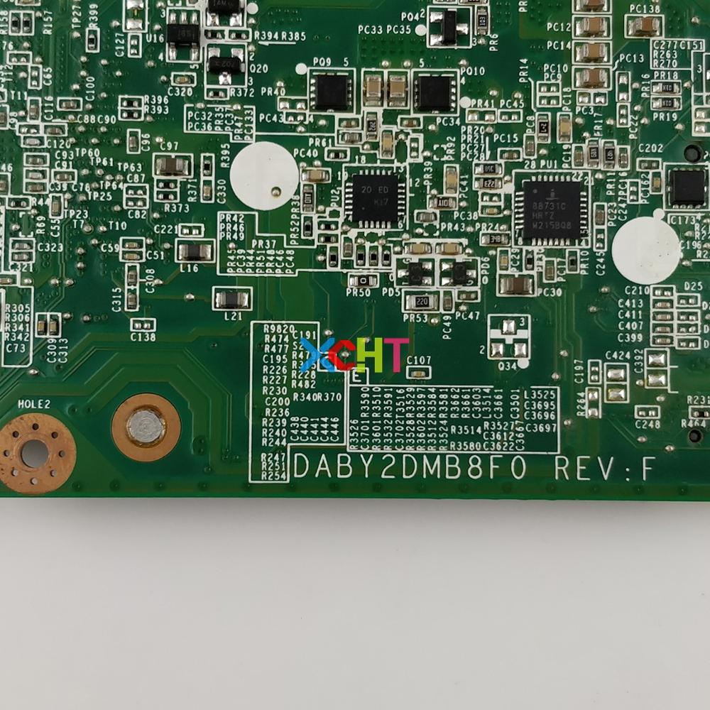 Image 5 - A000211490 DABY2DMB8F0 w HD7670M w i5 3317M CPU for Toshiba Satellite U840 U845 Laptop Notebook PC Motherboard Mainboard-in Laptop Motherboard from Computer & Office