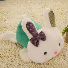 Soft Plush Toy Cartoon Toy Kawaii Rabbit Doll Bedroom Car Decor Educational Toy for Children Christmas Gift PP Cotton 20cm/30cm(China)