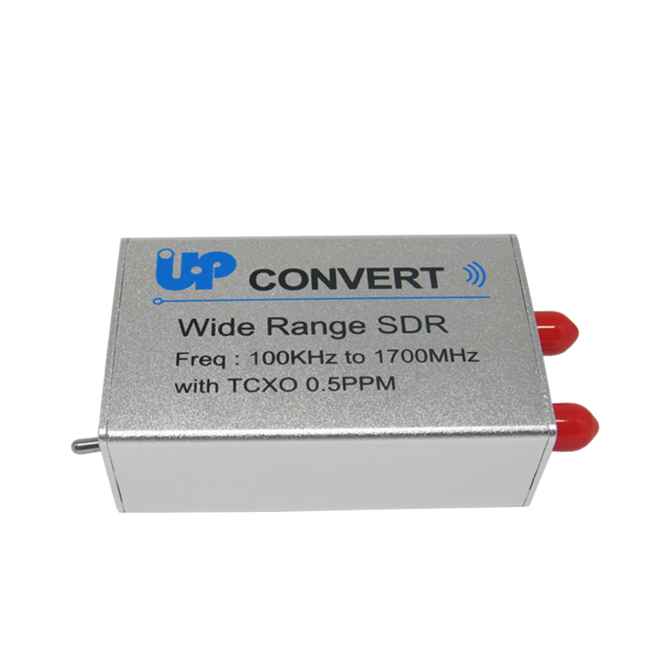 USB  RTL SDR Receiver 100KHz 1.7GHz full Band UV HF RTL SDR Tuner stick Support Up convert winth RTL2832U TXCO 0.5ppm SMA N300U-in Radio & TV Broadcast Equipments from Consumer Electronics    1