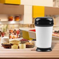 Электрическая кофемолка из нержавеющей стали, кофемолка, шлифовальная машина для специй, орехов, зерновой мельницы, кухонная шлифовальная ...