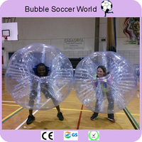 Air Football Zorb Ball 1.5m Inflatable Bubble Soccer Ball Bumper Bubble Ball Bubble Football Rubble Bouncing Ball for World Cup