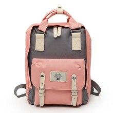 1262d5280a86 Mochila Kanken Backpack Women Campus School Bags for Teenage Girls College  Nylon Canvas Bagpacks Laptop Back