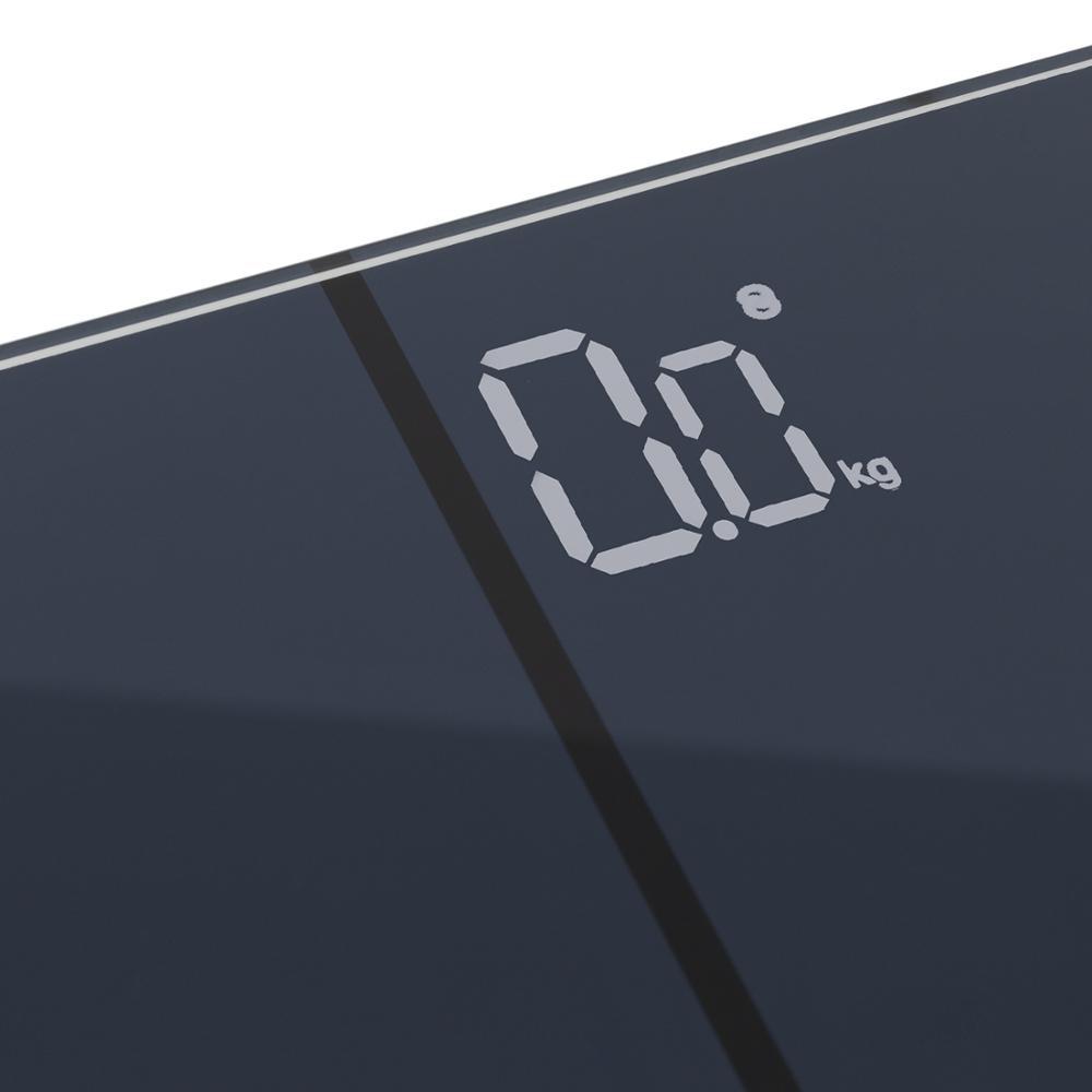 IKOHS SMART WELLNESS ванная комната весы светодиодный дисплей Bluetooth приложение подключение Совместимо с Android и IOS легкий дизайн - 2