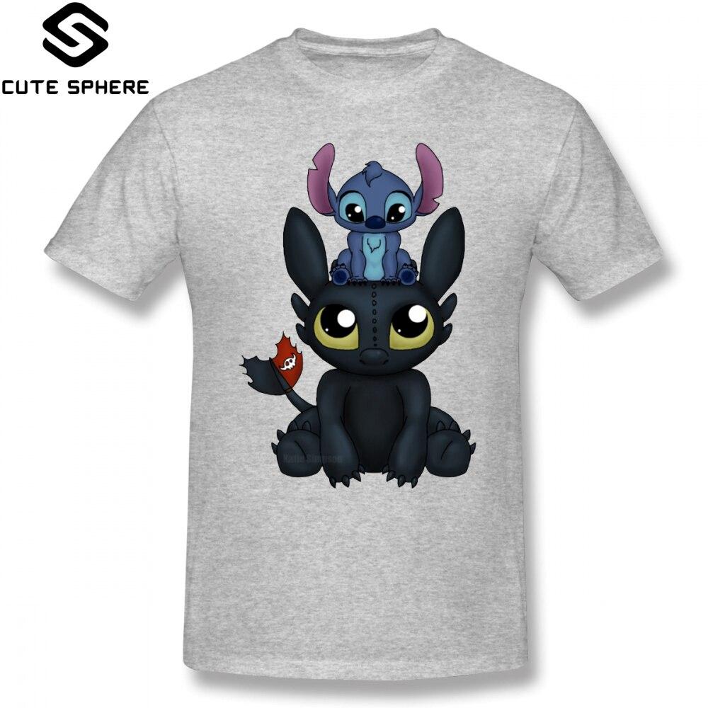 5b2803b4e Lilo Stitch T Shirt Can I Sit Here T-Shirt Short-Sleeve Printed Tee Shirt  Man Basic Funny 100 Percent Cotton Oversize Tshirt