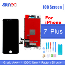 Replacement LCD For Iphone 7 plus Screen Display 3D Touch Digitizer Assembly iphone 7p 7plus AAA Quality