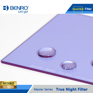 Image 3 - Benro 100*100mm 150*150mm Master True Night Filter Square Plug Filters Night Sky Photography Waterproof Optical Glass Free