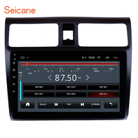 Seicane 10.1 Car Multimedia Player For 2005 2006 2007 2008 2009 2010 Suzuki Swift Android 8.1 HD Touch Screen GPS Navigation