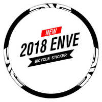 ENVER 26er 27.5er 29er Mountain bike stickers bicycle sticker MTB wheels decal