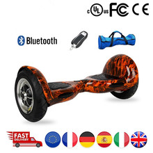 Smart Balance Hoverboard Wheel 10 -inch Electric Scooter Skateboard Kick Russia Adult Driving Stock