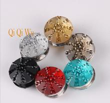 12PCS Magnet Brooch Pin Muslim For Women Safety Scarf Pins Hijab Mixed Color Free shipping цена