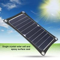 IP09D 6V 6W High Power Portable Power Supply Solar Panel Battery Charger 3000mah