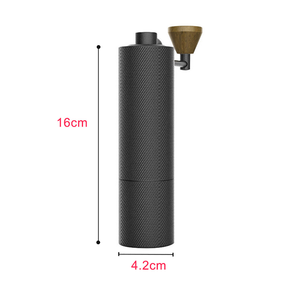 Mini Manual Crank Coffee Grinder Pepper Bean Machine Kitchen Grinding Mill