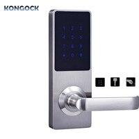 Сенсорный экран клавиатуры цифровой Смарт засов, дверной замок, с rfid меткой водозащитные ключ Пароль электронный для отеля офис