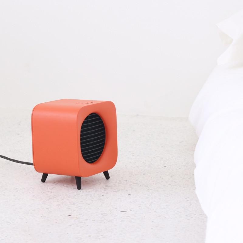 H1 Heater Office Desktop Portable Dormitory Household Small Heater New Style Mini Intelligent HeaterH1 Heater Office Desktop Portable Dormitory Household Small Heater New Style Mini Intelligent Heater