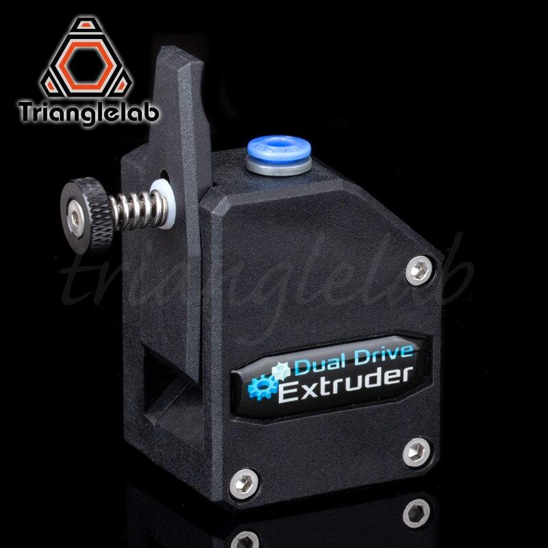 Extrudeuse BMG miroir gauche trianglelab clonée extrudeuse Btech Bowden extrudeuse double entraînement pour imprimante 3d pour imprimante 3D MK8 - 3