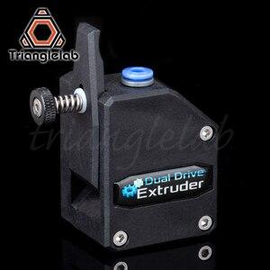 Image 3 - Trianglelab – extrudeuse BMG pour miroir gauche V1.0 clonée Btech Bowden, double conduite pour imprimante 3d, pour mk8 cr10 ender3