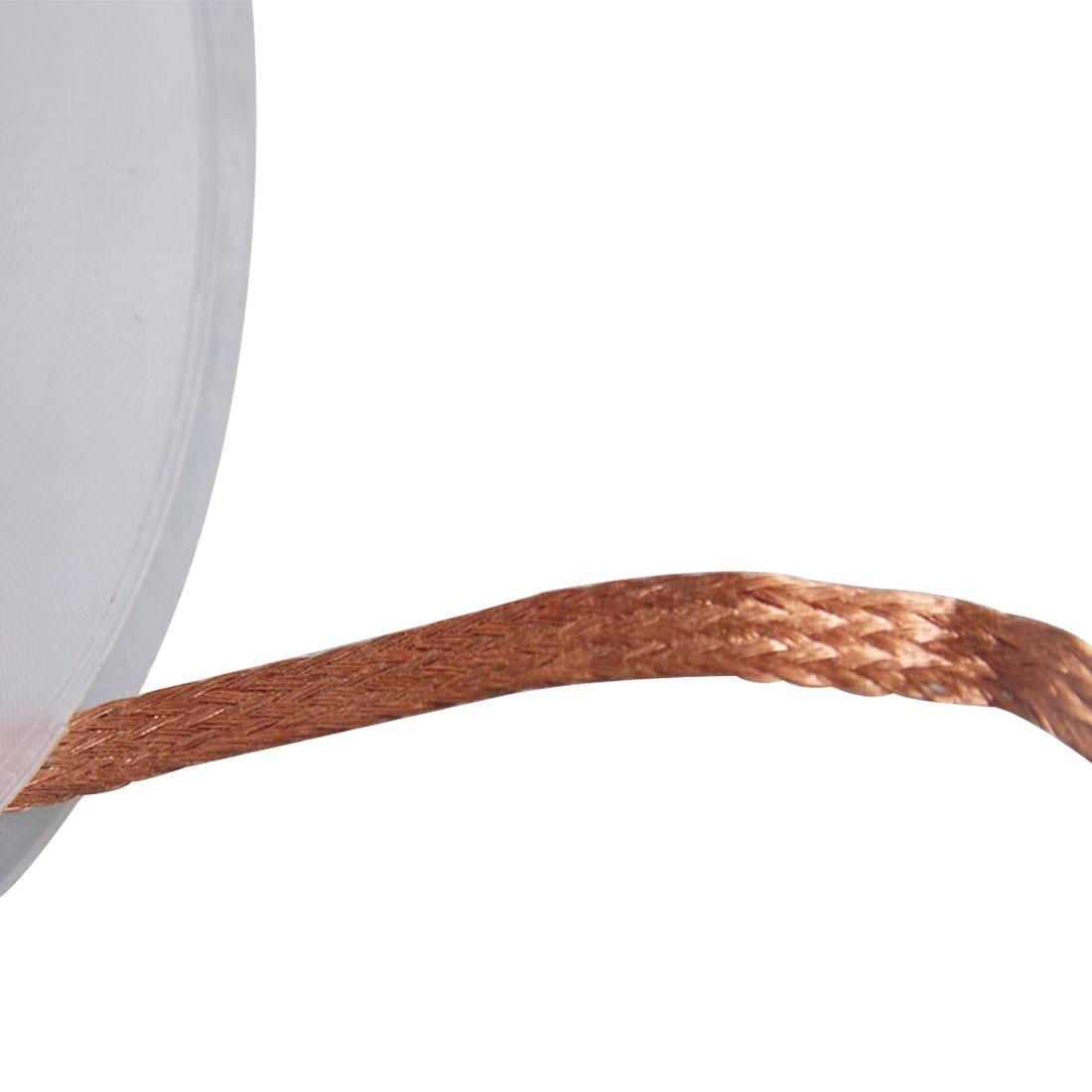 Паяльной станции сетчатой оплетке припоя для снятия фитиль провода инструмент для ремонта 3,5 мм 1,5 м Высокое качество