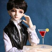 Nova chegada littlemônica lm enrill 1/3 bjd sd boneca modelo de corpo meninos olhos alta qualidade brinquedos loja figuras resina presentes para o aniversário