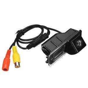 Image 5 - كاميرا احتياطية للسيارة الخلفية من Kroak كاميرا احتياطية للسيارة لسيارات Volkswagen Polo لسيارات VW V Golf 6 Passat CC 2008 2014 للرؤية الليلية