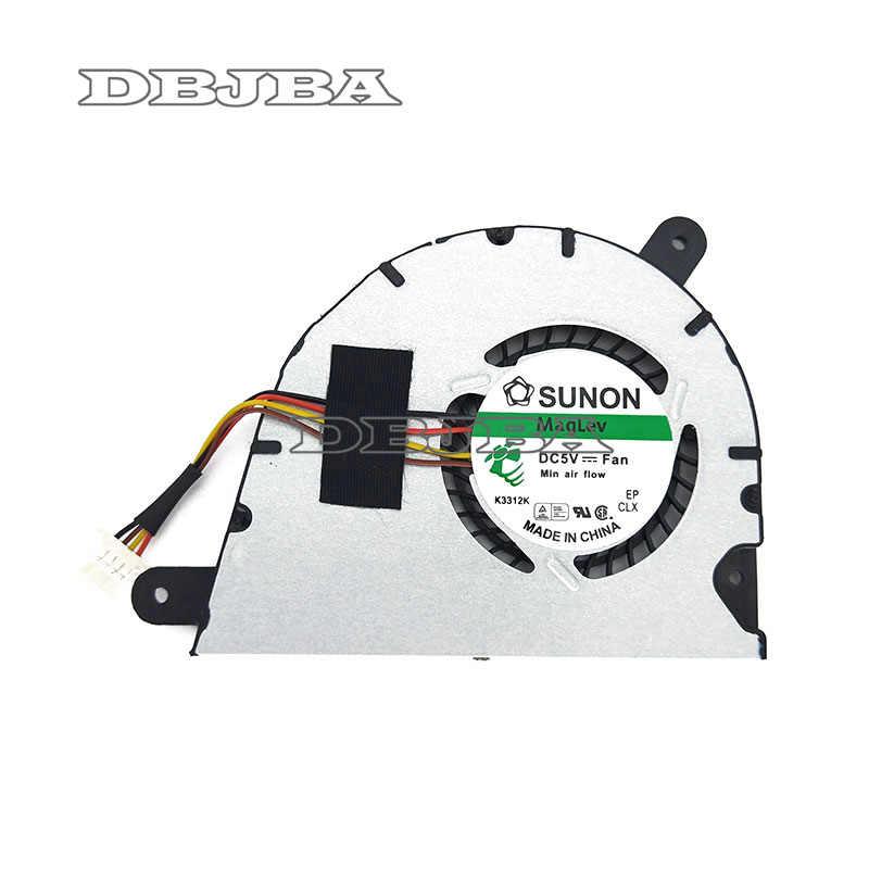 New cpu cooling fan for Lenovo Yoga 2 13 2-13 UDQFLSR01DCM DC28000E4S0  AT1380010C0 EG50040S1-C450-S99 Laptop Fan