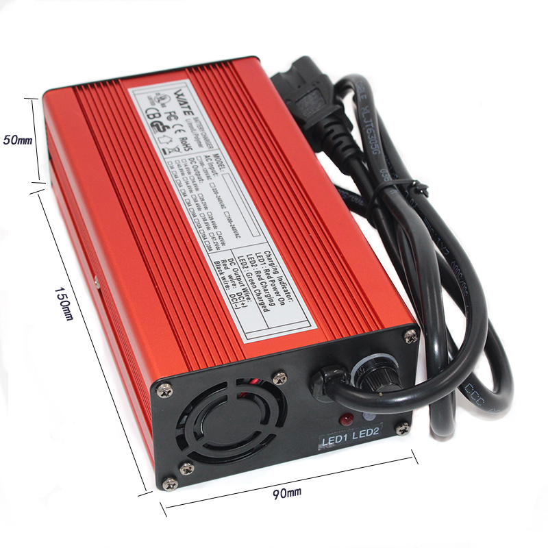 16.8 V 10A 内蔵ファンリチウムリチウムイオン電池充電器 4 シリーズ 14.4 V 14.8 V リチウムリチウムイオンポリマー Batterry 定格 5.0/5 b  グループ上の 家電製品 からの 充電器 の中 3