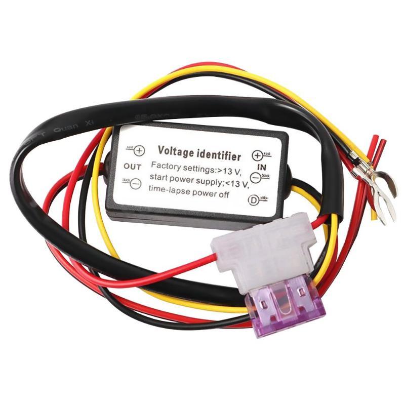 DRL Controller Auto Auto LED Tagfahrlicht 12-18V Nebel Licht Controller Relais Harness Dimmer Auto Lichter zubehör Neue
