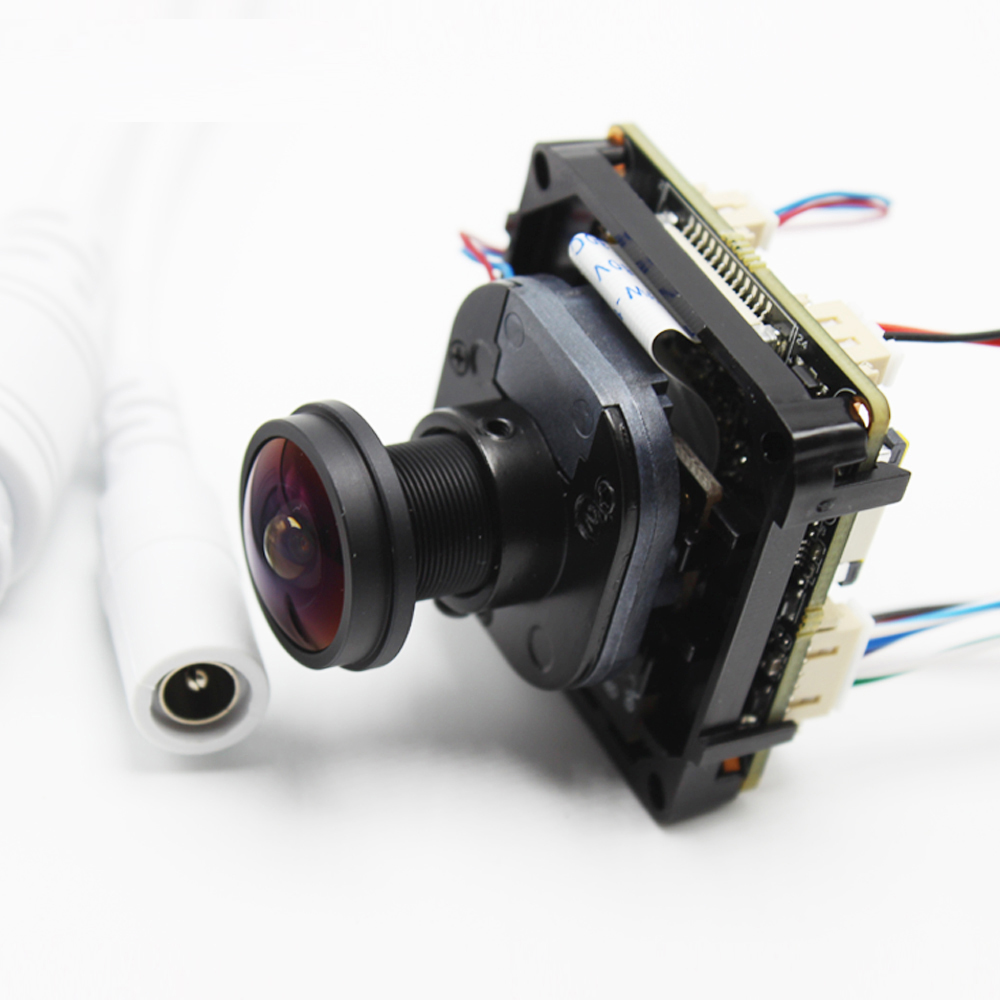 H 265 H 264 HD 5MP IP Camera Module DIY with RJ45 Port Mobile APP xmeye
