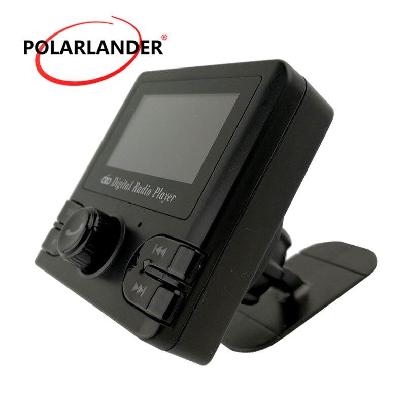 Adaptateur mains libres Tuner sortie Audio DAB/DAB + récepteur voiture Auto Radio sans fil FM émetteurs Bluetooth GPS voiture Dab récepteur GPS