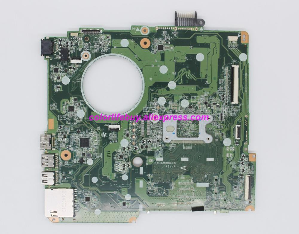 Image 2 - Genuine 779457 501 779457 001 DAU88MMB6A0 UMA w N2830 CPU Laptop Motherboard Mainboard for HP 15 F Series NoteBook PC-in Laptop Motherboard from Computer & Office