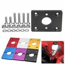Автомобильный тормозной усилитель Delete Adapter Plate UYniversal для Honda для Civic Eg Ek Integra 6061-T6 алюминий