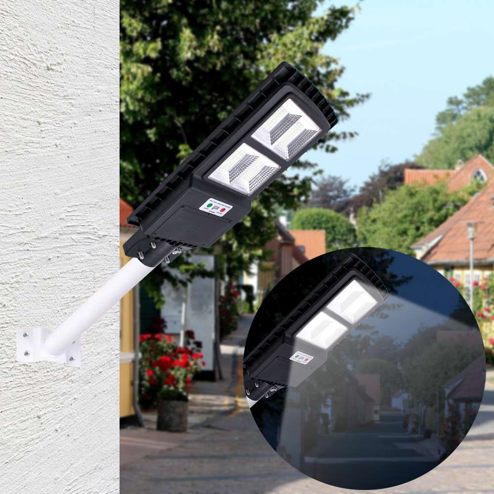 Newest 90W LED Solar Wall Lamp Street Light Remote Control Radar Motion Timing Waterproof for Outdoor Garden Yard Street setNewest 90W LED Solar Wall Lamp Street Light Remote Control Radar Motion Timing Waterproof for Outdoor Garden Yard Street set