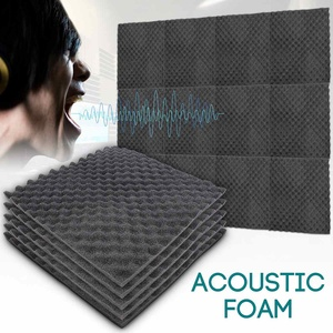 1PCS 50x50cm Sound Absorbing S
