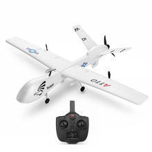 Originele RC Drone XK A110 2.4G 565mm 3CH RC Vliegtuig Fixed Wing RC Vliegtuig RC Vliegtuigen Outdoor Speelgoed voor Kinderen(China)
