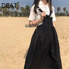92fb3768e Promoción de Camisa Blanca, Corbata Negra. - Compra Camisa Blanca ...