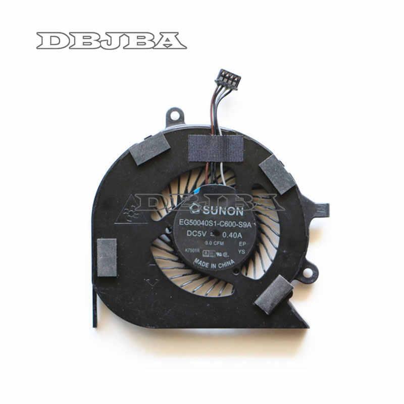 Новый eg50040s1-c600-s9a Cpu вентилятор для Dell Latitude e7270 Cpu вентилятор охлаждения