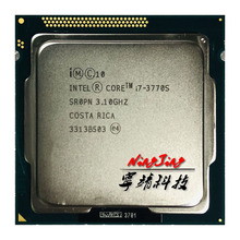 Intel Core i7 3770S i7 3770 วินาที i7 3770 วินาที 3.1 กิกะเฮิร์ตซ์ Quad   Core 8 Core 65 วัตต์ CPU LGA 1155