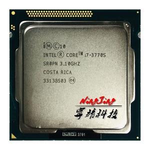 Image 1 - Procesador Intel Core i7 i7 3770S 3770 S i7 3770 S 3,1 GHz Quad Core Eight Core 65W CPU LGA 1155