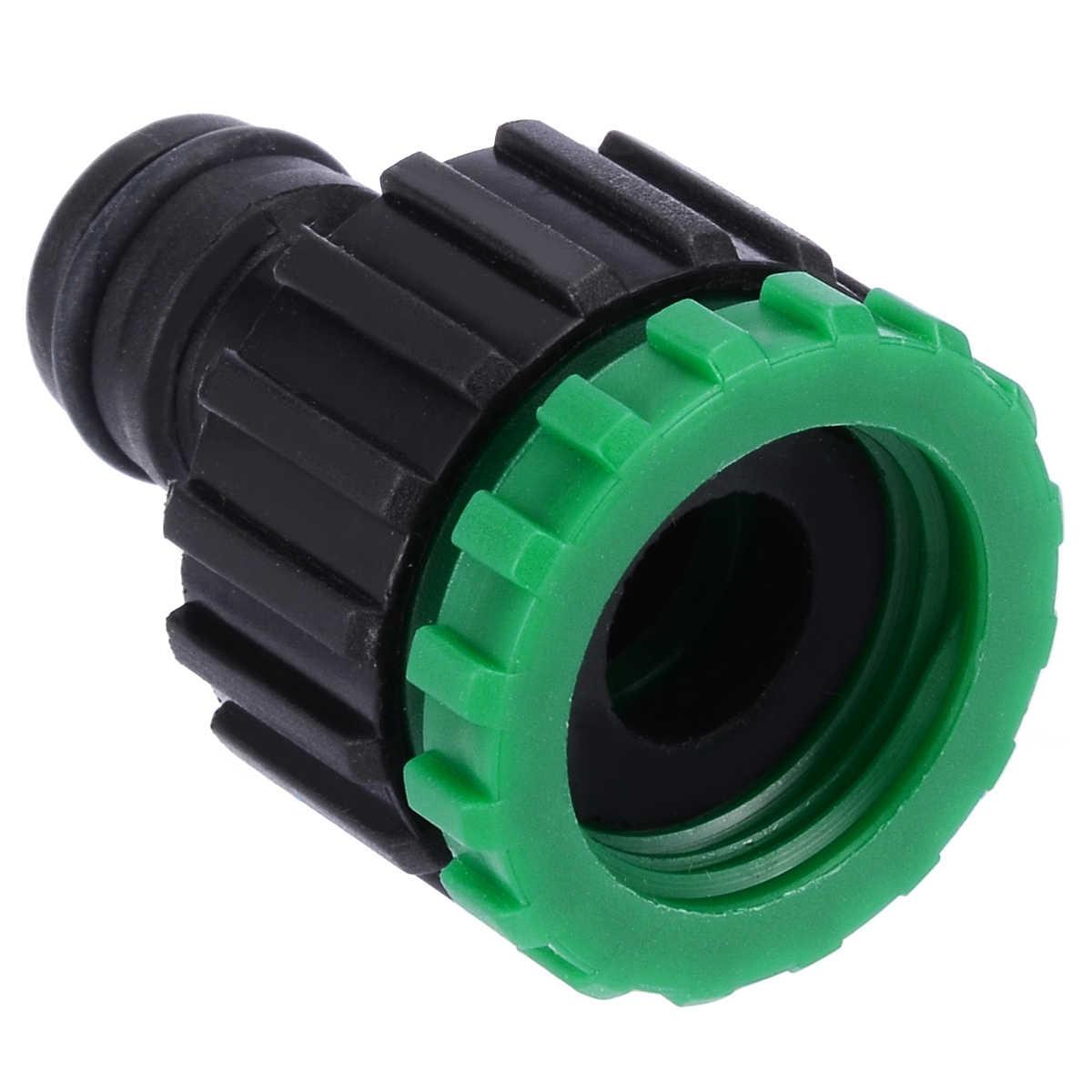 """1/2 en 3/4 """"Tuin Tap Slang Pijp Connector Snelle Koppeling Adapter Drip Tape Voor Hogedrukreinigers Tuin Irrigatie Tool"""