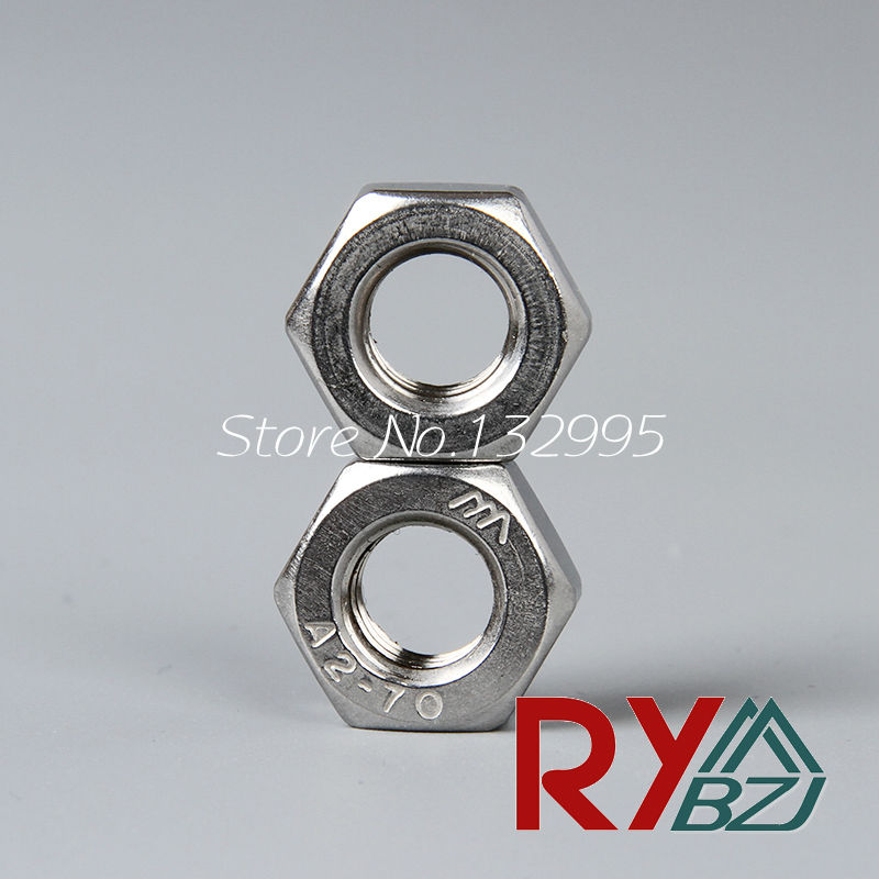 3//8 UNC//UNF Stainless Steel A2 Flat Washer pack of 20
