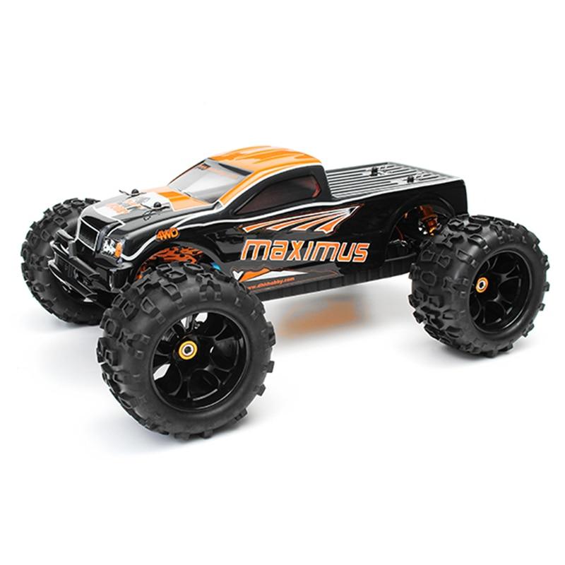 DHK 8382 Maximus 1/8 120A 85 KM/H 4WD KV2030 moteur sans brosse voiture RC pour enfants cadeau adultes jouets - 3