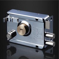Fechaduras de Segurança da Porta De Ferro Exterior Múltipla Seguro de Bloqueio Anti-roubo Bloqueio Bloqueio Portão de Madeira Para Móveis Hardware